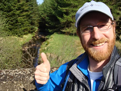 Mark Flagler becomes first person to thru-hike the International Appalachian Trail in Ireland