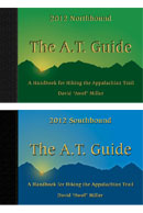 The A.T. Guide Northbound 2012
