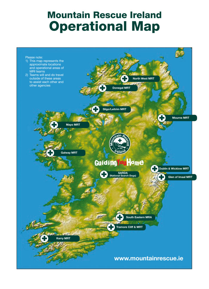 Map Of Ireland With Mountains.News Flagler Films